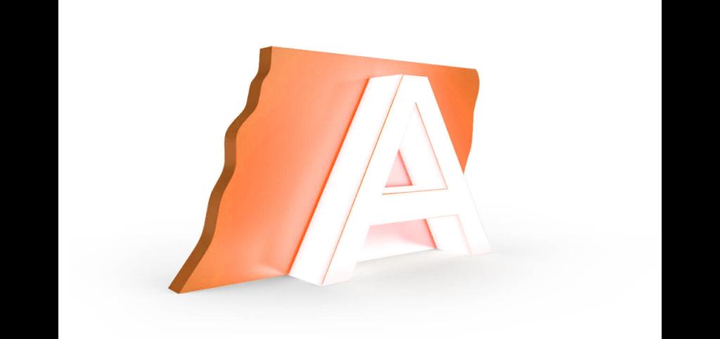 Световые и объёмные буквы